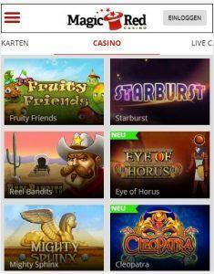 Magic Red casino app