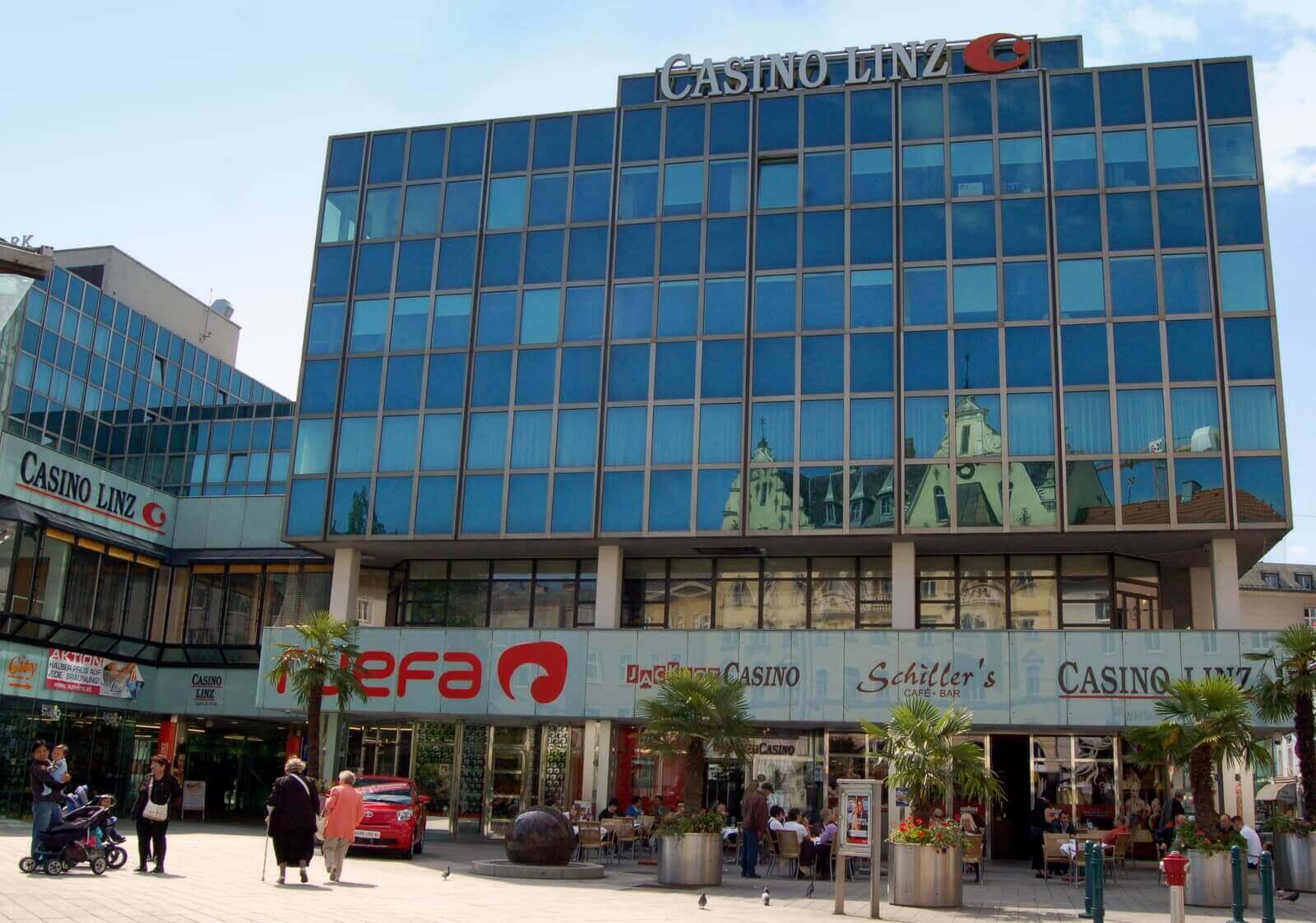 Casino Linz Hotel