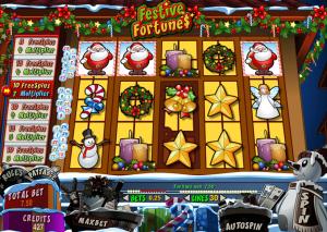 Festive Fortune slots