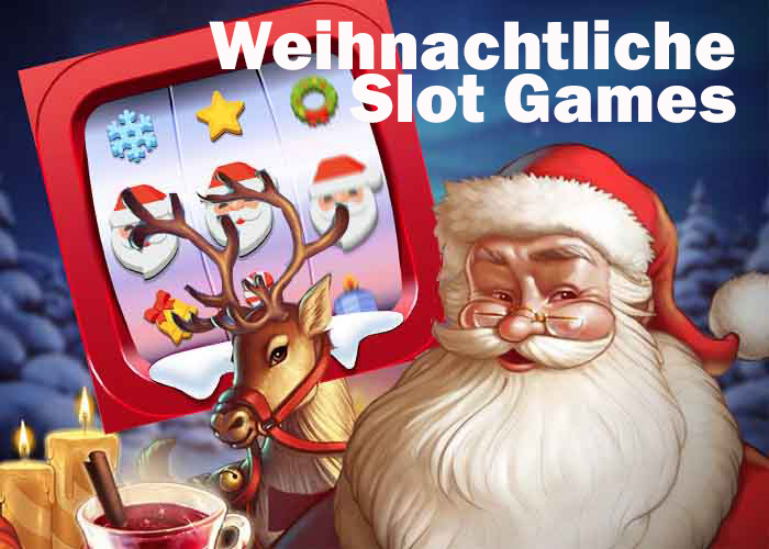 Weihnachtliche Slot Games