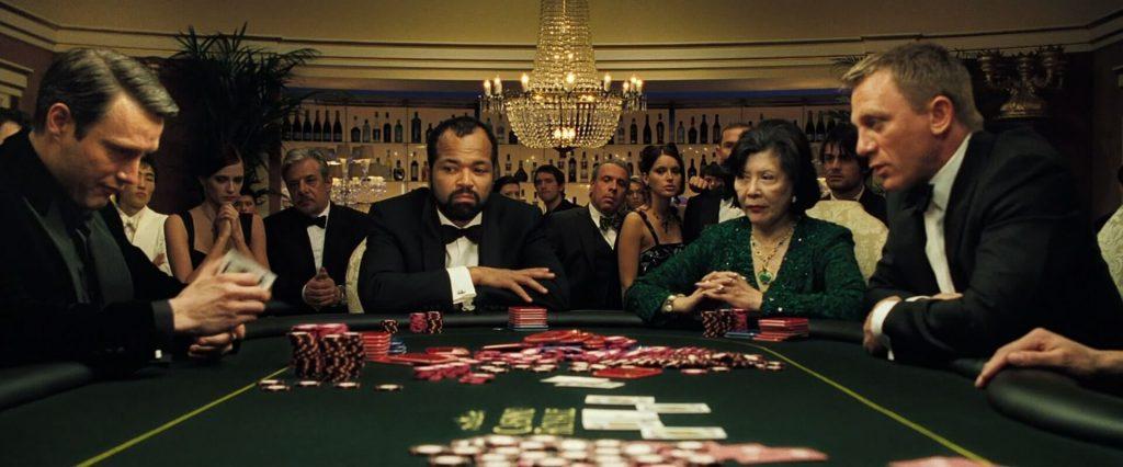 Casino Royale - einer der beliebtesten Casino-Filme