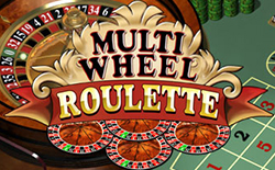 Multi-Wheel-Roulette-Gold