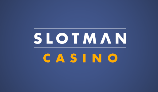 Slotman Casino logo icon